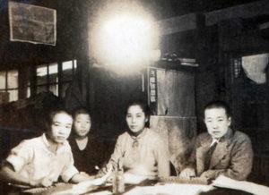 キャブ株式会社の創業当時の写真