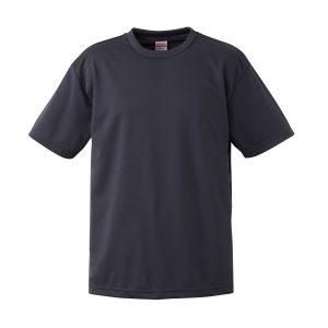 4.1オンスドライTシャツ(ガンメタル)