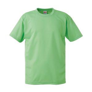 4.1オンスドライTシャツ(ブライトグリーン)