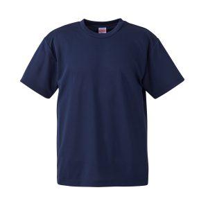 4.1オンスドライTシャツ(ネイビー)