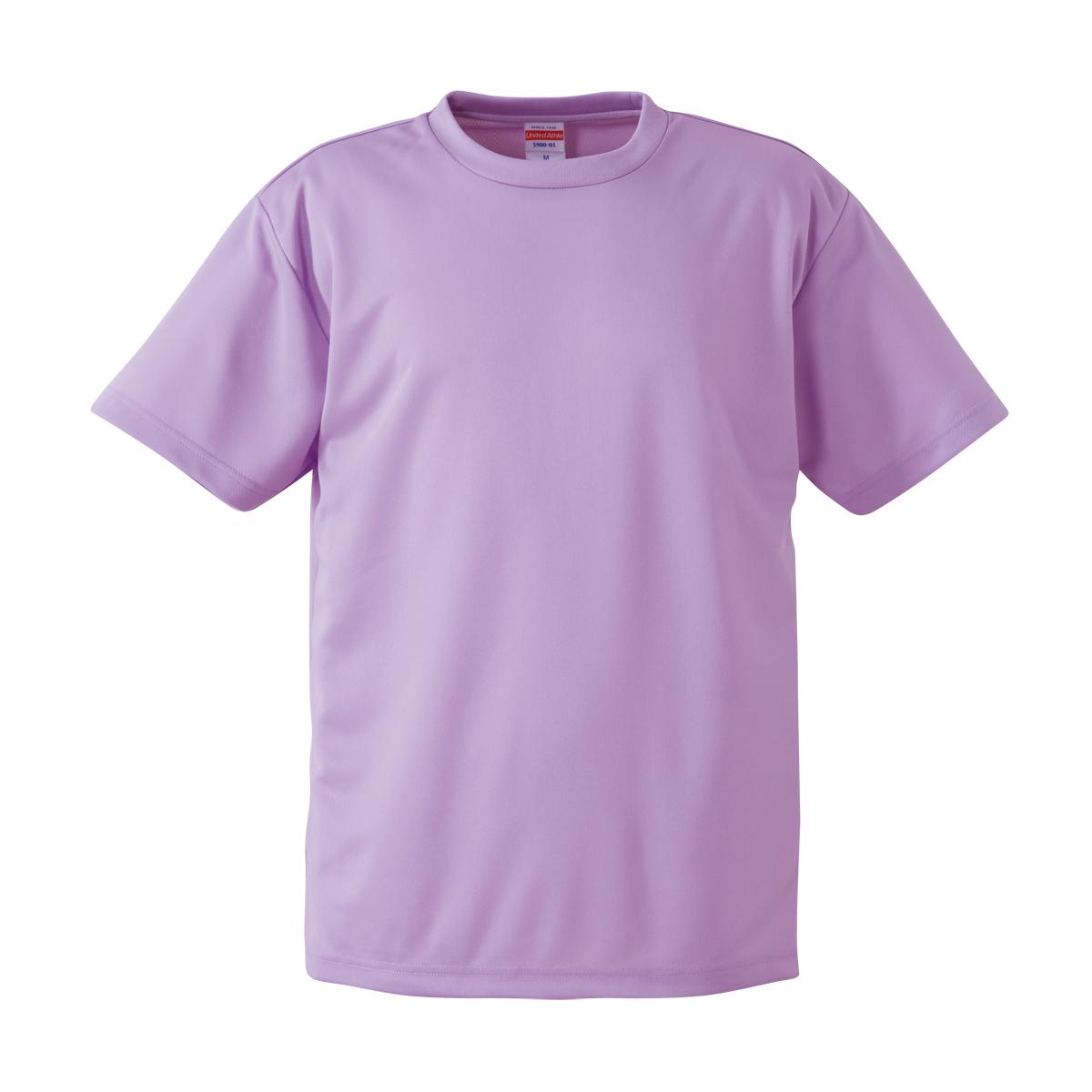 4.1オンスドライTシャツ(ラベンダー)