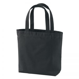 ヘビィーキャンバストートバッグ(ブラック)