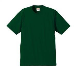 6.2オンスプレミアムTシャツ (アイビーグリーン)