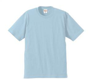 6.2オンスプレミアムTシャツ (ライトブルー)