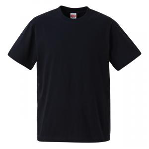 5.6オンスハイクオリティーTシャツ(ダークネイビー)