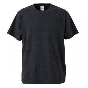 5.6オンスハイクオリティーTシャツ(ダークヘザーネイビー)