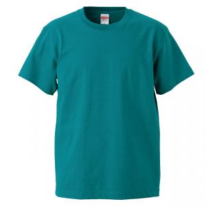 5.6オンスハイクオリティーTシャツ(アップルグリーン)