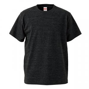 5.6オンスハイクオリティーTシャツ(ヘザーグレー)