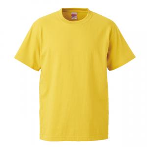 5.6オンスハイクオリティーTシャツ(バナナ)