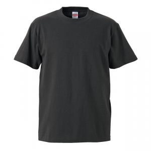 5.6オンスハイクオリティーTシャツ(スミ)