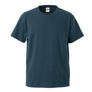 5.6オンスハイクオリティーTシャツ(スレート)
