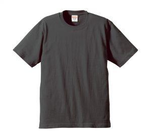 6.2オンスプレミアムTシャツ (スミ)