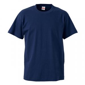 5.6オンスハイクオリティーTシャツ(インディゴ)