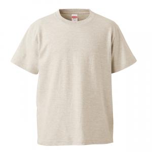 5.6オンスハイクオリティーTシャツ(オートミール)
