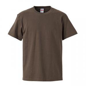 5.6オンスハイクオリティーTシャツ(チャコール)