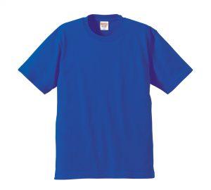 6.2オンスプレミアムTシャツ (ロイヤルブルー)