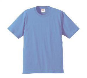 6.2オンスプレミアムTシャツ (サックス)