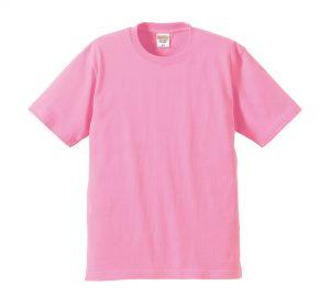 6.2オンスプレミアムTシャツ (ピンク)