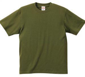 6.2オンスプレミアムTシャツ (シティグリーン)
