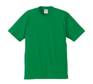 6.2オンスプレミアムTシャツ (グリーン)