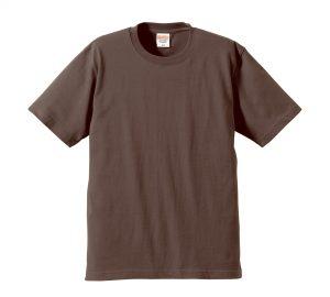 6.2オンスプレミアムTシャツ (チャコール)