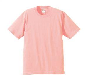 6.2オンスプレミアムTシャツ (ベビーピンク)