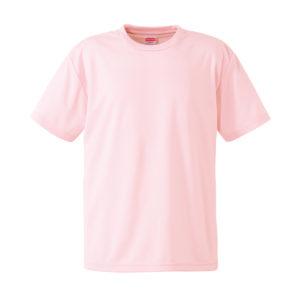 4.1オンスドライTシャツ(ベビーピンク)