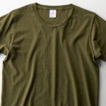 4.7オンスファインジャージーTシャツ(OD)のイメージ写真