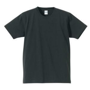 7.1オンス へヴィーウェイト Tシャツ(スミ)