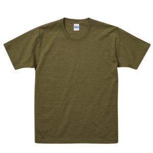 7.1オンス へヴィーウェイト Tシャツ(ライトオリーブ)