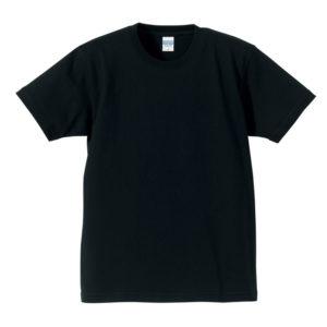7.1オンス へヴィーウェイト Tシャツ(ブラック)