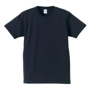 7.1オンス へヴィーウェイト Tシャツ(ネイビー)