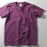 5401-01のパープル色Tシャツのイメージ画像