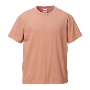 5.6オンスロングスリーブTシャツ(コーラルベージュ)