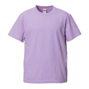 5.6オンスロングスリーブTシャツ(ライトパープル)