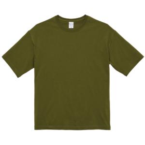 5.6オンスビックシルエットTシャツ(シティグリーン)